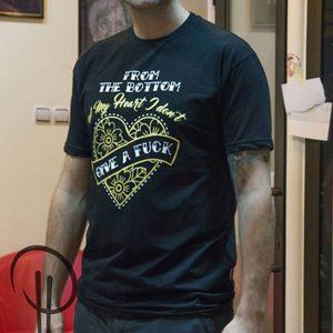 majica-muska-crna-give-fuck-model