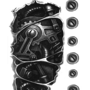 biomechanical-stiker-plagijator-shop-tattoo