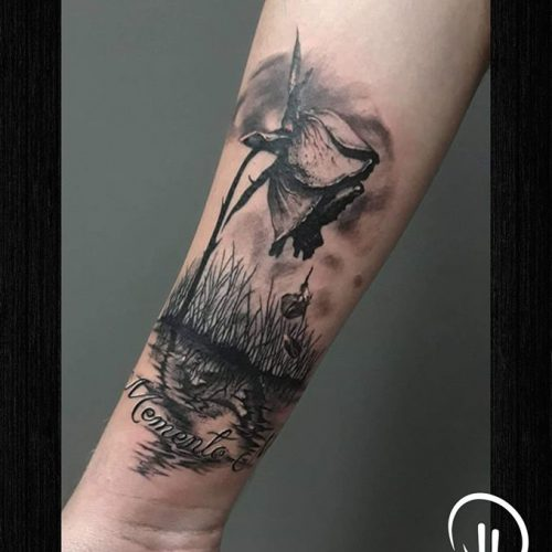 "Gojko ""Do Koske"" Tattoo 6"