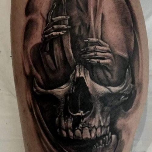 Jovan Savić Tattoo